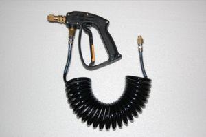 Fabric Pistol Gun & Coily Hose